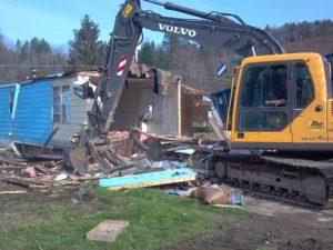 sparta demolish